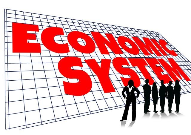 siluety ekonomů