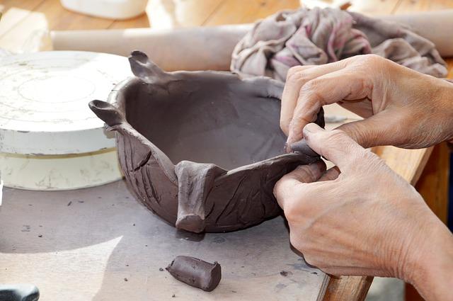 Modelování keramiky